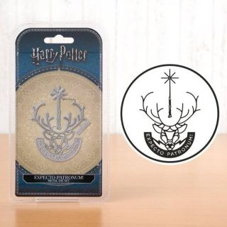 imagen troquel Expecto Patronum Harry Potter collection