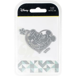 imagen Disney Mickey & Minnie Mouse Die Set