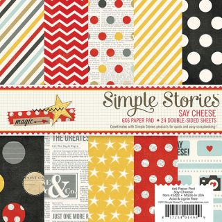 imagen Simple Stories, Say Cheese 6 x 6