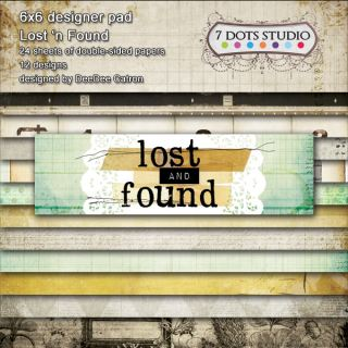 imagen Lost and Found - Pad 6x6