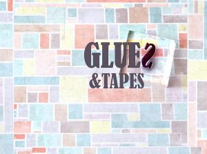 imagen 6. Glues & tapes